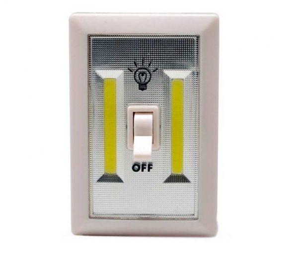 Svetlo vo vypínači