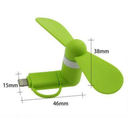 mobilný ventilátor